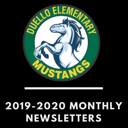 Monthly Newsletters 2020-2021