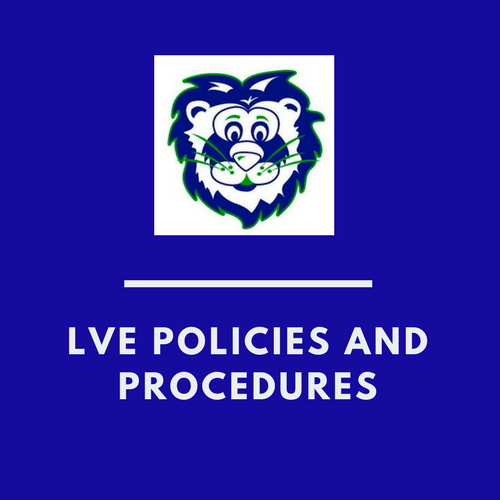 LVE Policies and Procedures