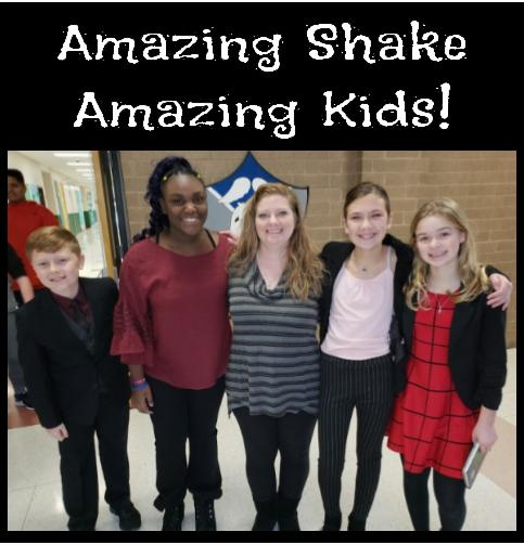 RCA Amazing Shake Finalists from PRE!! Congratulations!