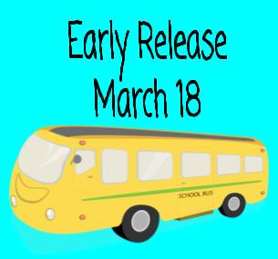 Early Release March 18