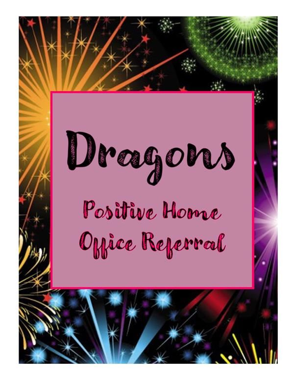 DRAGONS Positive Home Office Referral Form