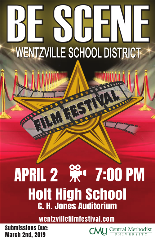 WSD Film Festival April 2nd, Submissions Due by March 2nd
