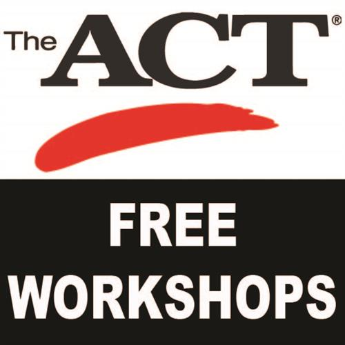 ACT Free Workshops