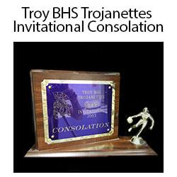 Troy Tournament Consolation