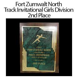 FZN Invitational 2nd Place