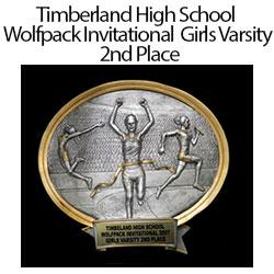 Wolfpack Invitational 2nd Place