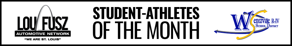 WSD/Lou Fusz Student-Athletes of the Month