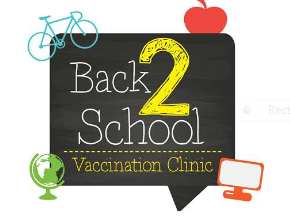 immunization clinics logo
