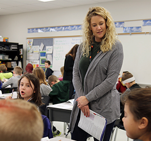 "Junior Achievement Brings ""JA in a Day"" to the WSD"