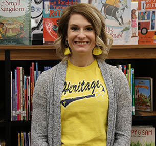 WSD Hires New Principal for Heritage Primary
