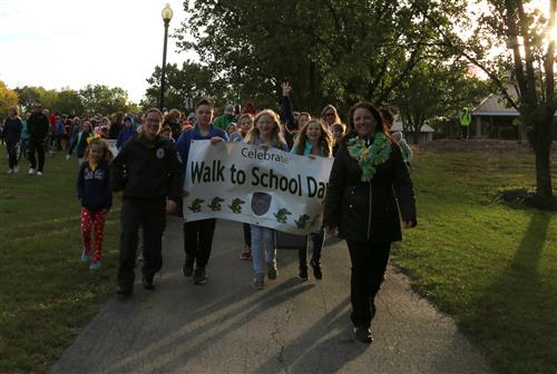 GTE Walk to School image