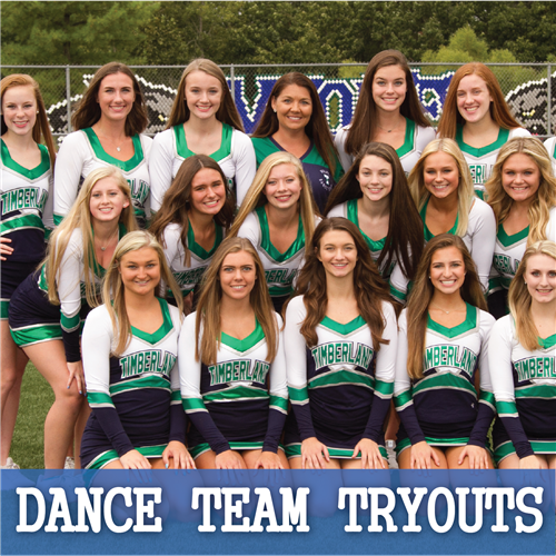 Dance Team Tryouts