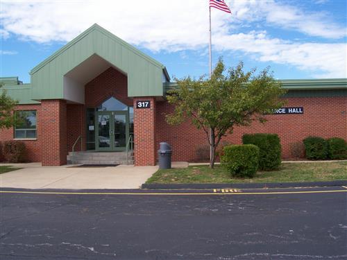 Pearce Hall Building