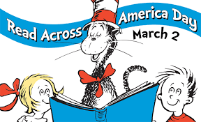 Dr. Seuss Read Across America Pizza Night & Book Fair