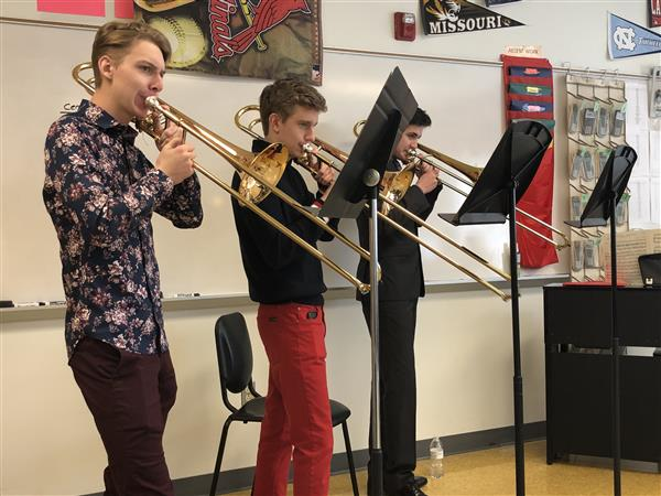 WSD High School Musicians Qualify for MSHSAA State Music Festival