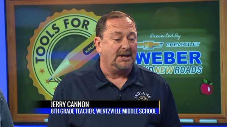 Jerry Cannon on KPLR