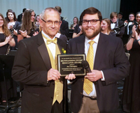 Holt High and Wentzville Middle School Band Director Earns SLSMEA Outstanding Music Educator Award
