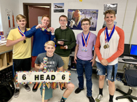 Holt Teams Win Boeing Engineering Challenge
