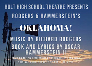 HHS Theatre Department Presents Oklahoma!