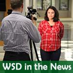 WSD in the News