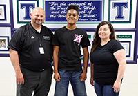 THS Student Accepted to Washington University College Prep Program