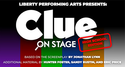 LHS Theatre Presents Clue: On Stage