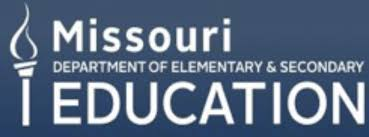 Missouri Learning Standards