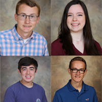 Four WSD Students Named to Missouri Scholars 100