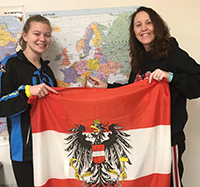 Holt Junior to Study in Austria on Rotary Youth Exchange Program Scholarship