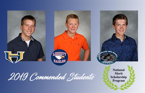 WSD Students Named National Merit Scholarship Semifinalists