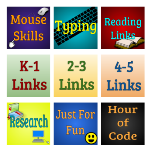 Educational Links for Students